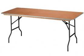 Emplacement Table buffet rectangulaire 180X76cm H:90cm - Mobilier - Matériel traiteur