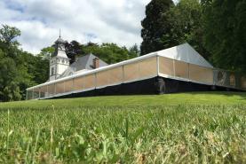 Emplacement Tente - Chapiteau - Tonnelle - Espace de fête - Structure