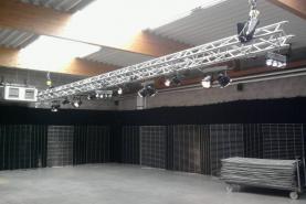 Emplacement Eclairage pour expositions, salons et foires