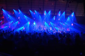 Emplacement Eclairage pour concerts - Spectacles - Festivals - Plein air - Architectural