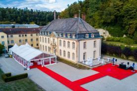 Emplacement Chapiteau - Tonnelle en location pour vos événements, foires, salons, réceptions...