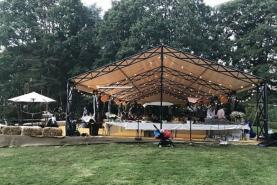 Emplacement Chapiteau - tente orangerie