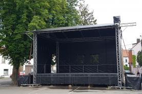 Emplacement Location Scène de concert, Grande scène, Grande scène de spectacle, Podium 9X7