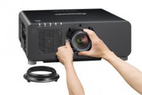 Emplacement Vidéo Projecteur Panasonic PTD-Z350