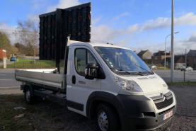 Emplacement Remorque publicitaire écran LED - sur camion