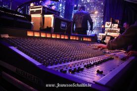 Emplacement Matériel sonorisation, éclairage et vidéo