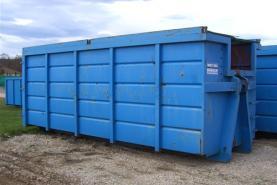 Emplacement Container / conteneur / benne tout-venant