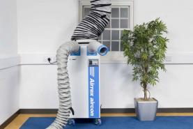 Emplacement Climatiseur professionnel - air conditionné - airco  pour un volume inférieur à 200m3 pour chapiteau, local informatique, chaine production, salle réception
