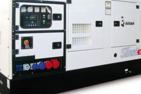 Emplacement Générateur / groupe électrogène 400kVA