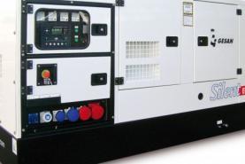 Emplacement Générateur / groupe électrogène 60kVA