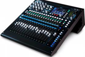 Emplacement Table de mixage numérique Allen & Heath Q16