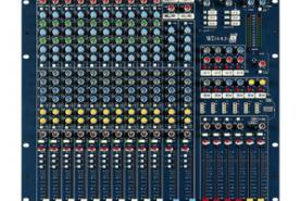 Emplacement Analog mixing table - Table de mixage - Matériel de sonorisation