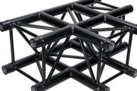 Emplacement Angle 3 directions C017 Black - Structure