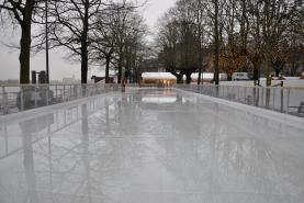 Emplacement Patinoire – Patinoires mobiles - Piste pour patins à glace