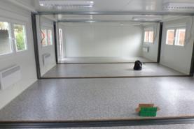 Emplacement Salles de classes - containers modulaires - assemblage de modules pour école et entreprises