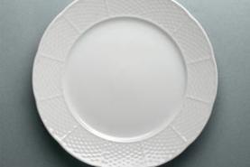 Emplacement Assiette plate 26cm – Nathalie - Vaisselle - Matériel traiteur