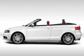 Emplacement Véhicule - voiture Audi A3 Cabriolet
