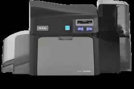 Locatie PVC Kaart printer