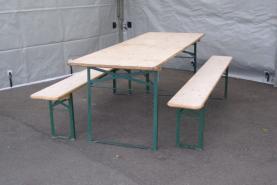 Emplacement Tables brasseurs - bancs - mobiliers pour évenements