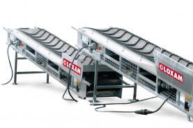 Emplacement Bande transporteuse 4-6 m/380v