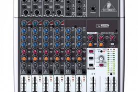 Emplacement Table de mixage