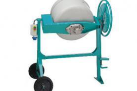 Emplacement Bétonnière électrique 230 litres