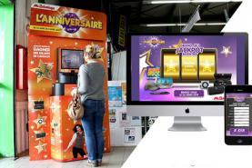 Emplacement Bornes de jeu - Bornes interactives - Tablettes tactiles - Totems informatifs