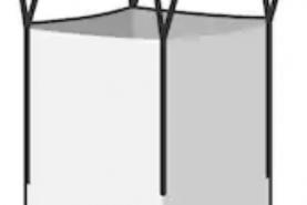 Emplacement BIG BAG double 90l - 1m³ - 10m³  ( location )