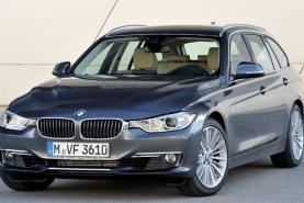 Emplacement Véhicule - voiture break – BMW Serie 3 Touring pour minimum 12 mois