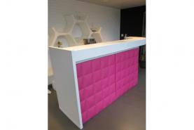 Emplacement Comptoir - Bar Bolly rose - Bar Karim jaune