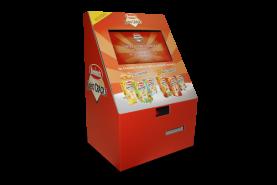 Emplacement Borne interactive écran tactile- borne avec écran tactile de comptoir personnalisable