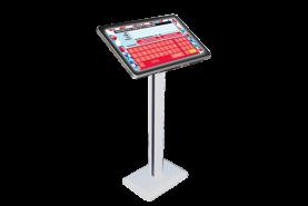 Emplacement Table avec écran tactile sur pied 26 pouce - écran d'affichage tactile - inclinaison d'écran full hd
