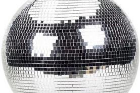 Emplacement Boule à facette 100 cm - Mirrors ball - motorisée
