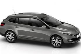 Emplacement Véhicule - voiture Renault Mégane Break