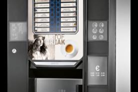 Emplacement Distributeur automatique - machines à café