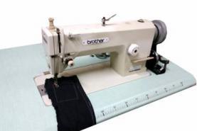 Emplacement Machines à coudre industrielles - Piqueuse plate - Confection de tissus/vêtements - Matériel de couture PROFESSIONNEL