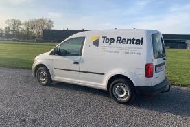 Emplacement Caddy Van en location