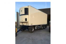 Emplacement Remorques frigorifiques - camions frigorifiques