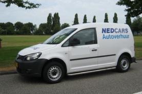 Locatie VW Caddy / Citroën Berlingo - Verhuiswagen - Bedrijfsvoertuig