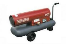 Emplacement Canon thermobile à pulsion directe TA22 - Canon à chaleur