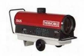 Emplacement Canon thermobile à pulsion indirecte ITA30 - Canon à chaleur