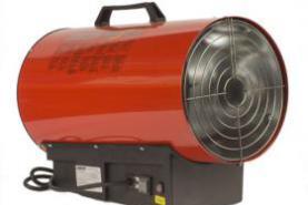 Emplacement Canon à chaleur au gaz 25000 Kcal