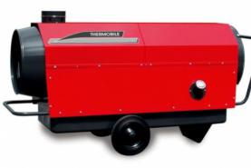 Emplacement Canon à chaleur mobile - Chauffage au mazout - 45 kW - Thermobile ITA45