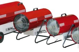 Emplacement Calor - canon à chaleur 35 à 60.000Kcal