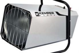 Emplacement Canon à chaleur 42 Kw/h (850m³/h) QT102 - Ventilation - Climatisation - Chauffage