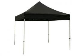 Emplacement Canopy - tente- tonnelle 3m x 3m