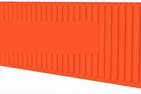 Emplacement Container maritime à Marche-en-Famene- Conteneur de stockage ou de transport pour matériaux, effets personnels, outillage ou marchandise