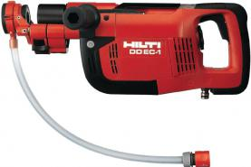 Emplacement Carroteuse Hilti DDEC-1 - Foreuse