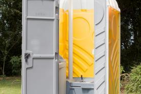 Emplacement Toilettes Turques - Cabines WC - Toilettes compactes pour chantier - Sanitaire