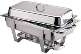 Emplacement Chafing Dish en location pour vos événements, foires, salons, réceptions...